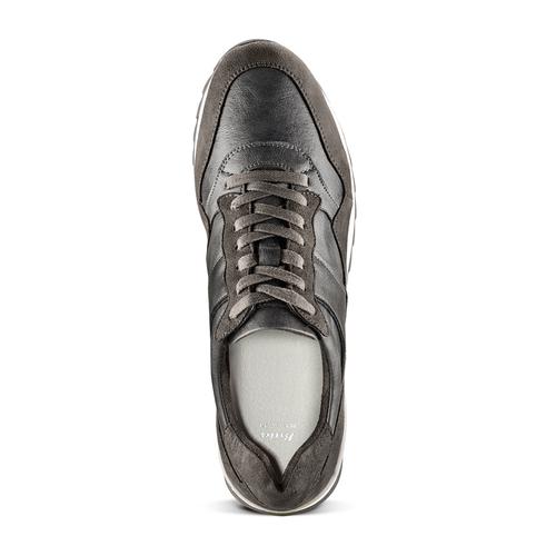 Sneakers da uomo north-star, grigio, 841-2738 - 17