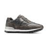 Sneakers da uomo north-star, grigio, 841-2738 - 13