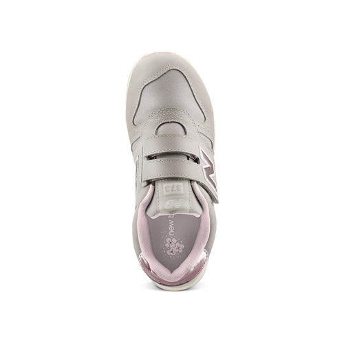 Sneakers New Balance bambini new-balance, beige, 301-2373 - 15