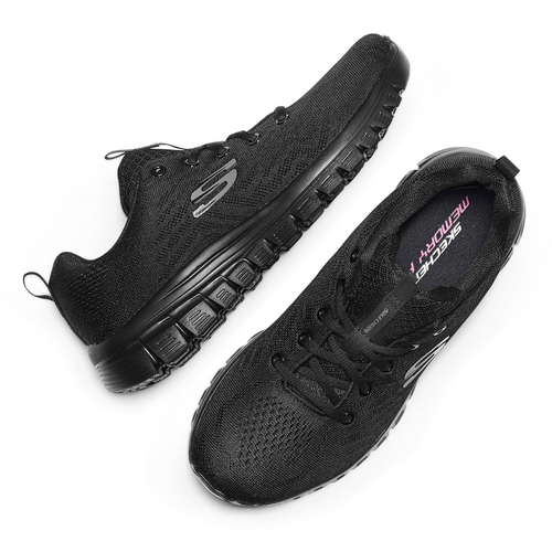Skechers Grateful skechers, nero, 509-6318 - 19
