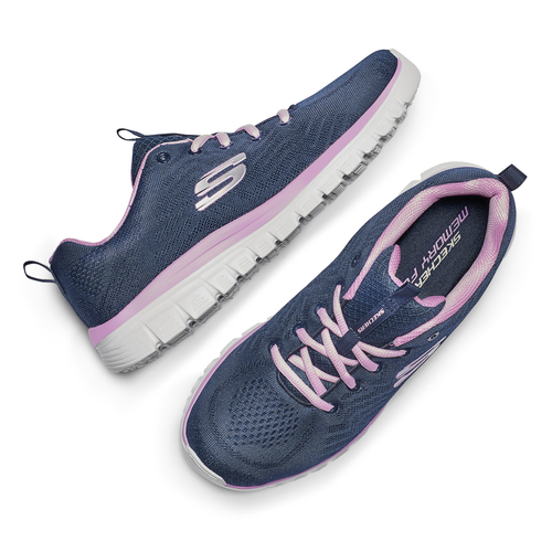 Skechers Grateful skechers, blu, 509-9318 - 19