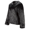 Pelliccia nera da donna bata, nero, 979-6173 - 16