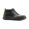 Scarpe Comfit uomo in pelle bata-comfit, nero, 894-6710 - 13
