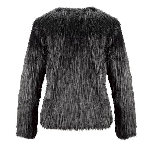 Pelliccia nera da donna bata, nero, 979-6173 - 26