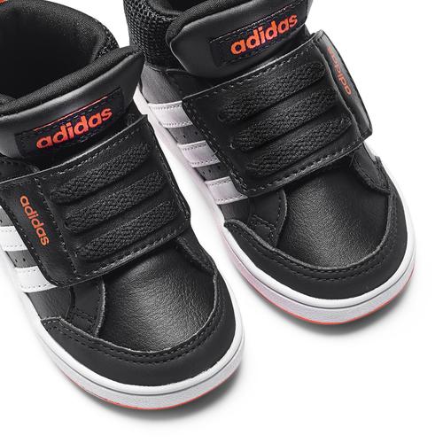Sneakers alla caviglia Adidas adidas, nero, 101-6292 - 19