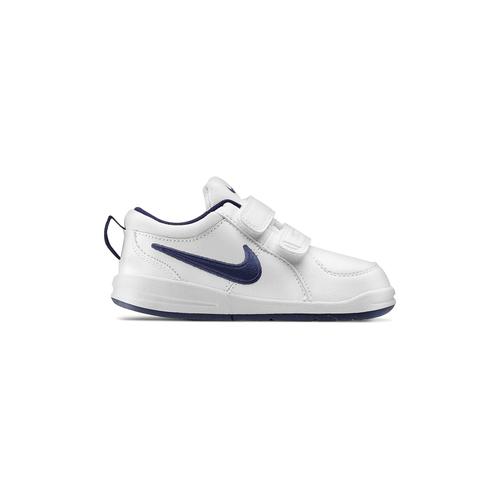 Scarpe Nike con strappi nike, bianco, 101-1192 - 26