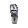 Pantofole in lana cotta da donna bata, blu, 579-9128 - 15