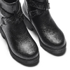 Ankle boots da bambina mini-b, nero, 391-6414 - 15