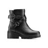 Ankle boots da bambina mini-b, nero, 391-6414 - 13