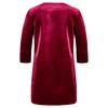 Cappotto rosso da donna bata, rosso, 979-5222 - 26