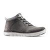 Sneakers Skechers in pelle skechers, grigio, 806-2327 - 13