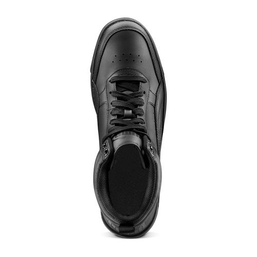 Sneakers alte da uomo Puma puma, nero, 801-6315 - 15