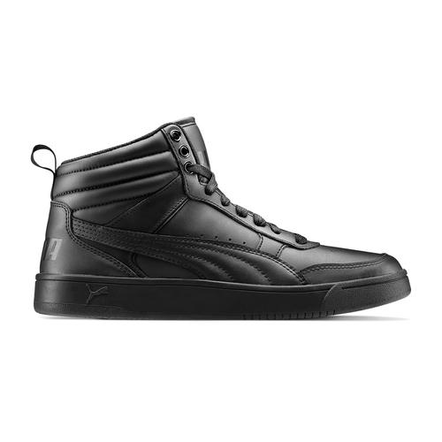 Sneakers alte da uomo Puma puma, nero, 801-6315 - 26