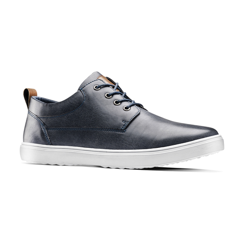 Sneakers urban da uomo bata, blu, 841-9154 - 13
