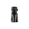 Stivaletti da donna con fibbia laterale insolia, nero, 799-6270 - 15