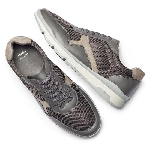 Sneakers da running da uomo bata, 849-2145 - 19