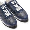 Scarpe da corsa bata, blu, 849-9201 - 19