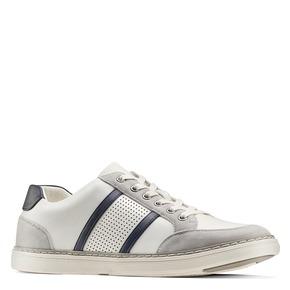 Sneakers basse da uomo bata, bianco, 841-1141 - 13