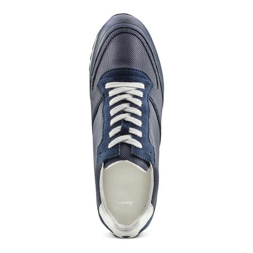 Scarpe da corsa bata, blu, 849-9201 - 15