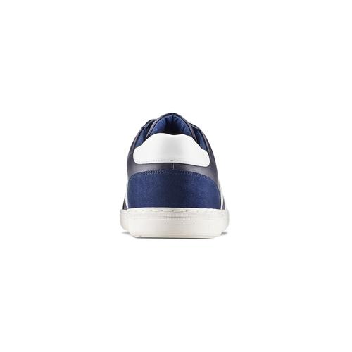 Sneakers da uomo bata, blu, 841-9141 - 16