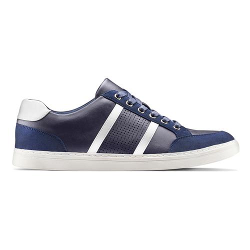 Sneakers da uomo bata, blu, 841-9141 - 26