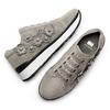 Sneakers basse senza lacci bata, grigio, 549-2165 - 26