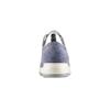 Sneakers casual con lacci bata, blu, 523-9306 - 15