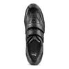 Sneakers da uomo con strappi bata, nero, 844-6140 - 17