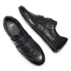 Sneakers da uomo con strappi bata, nero, 844-6140 - 26