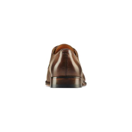 Stringate Made in Italy bata-the-shoemaker, marrone, 824-4343 - 16
