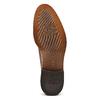 Monk in vera pelle bata-the-shoemaker, marrone, 814-4130 - 17