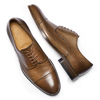 Stringate Made in Italy bata-the-shoemaker, marrone, 824-4343 - 19