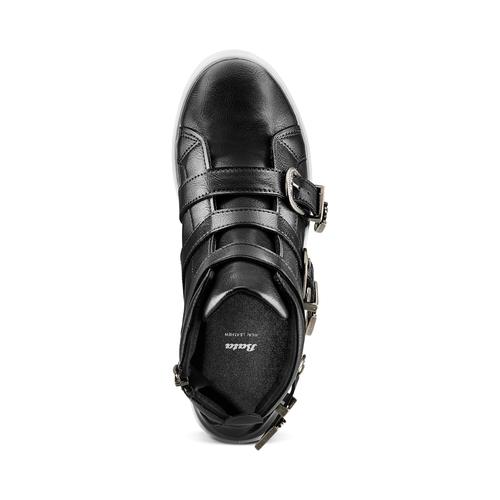 Sneakers EMMA bata, nero, 541-6193 - 17