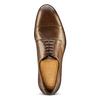 Stringate Made in Italy bata-the-shoemaker, marrone, 824-4343 - 15