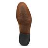 Stringate Made in Italy bata-the-shoemaker, marrone, 824-4343 - 17
