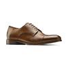 Stringate Made in Italy bata-the-shoemaker, marrone, 824-4343 - 13