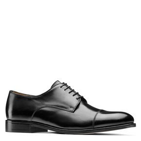 Stringate Bata The Shoemaker bata-the-shoemaker, nero, 824-6343 - 13