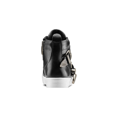 Sneakers EMMA bata, nero, 541-6193 - 15