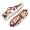 Sneakers con dettagli floreali bata, 541-0166 - 26