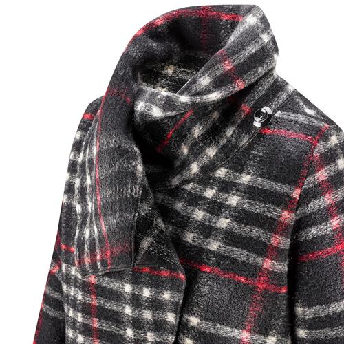 Cappotto da donna bata, grigio, 979-5245 - 15