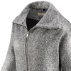 Cappotto con manica a tre quarti bata, grigio, 979-2239 - 15
