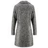Cappotto oversize da donna bata, grigio, 979-2246 - 26