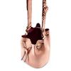 Borsa a secchiello bata, rosa, 961-5230 - 17