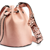 Borsa a secchiello bata, rosa, 961-5230 - 15