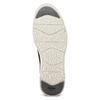 Sneakers Light in pelle bata-light, grigio, 844-2161 - 17