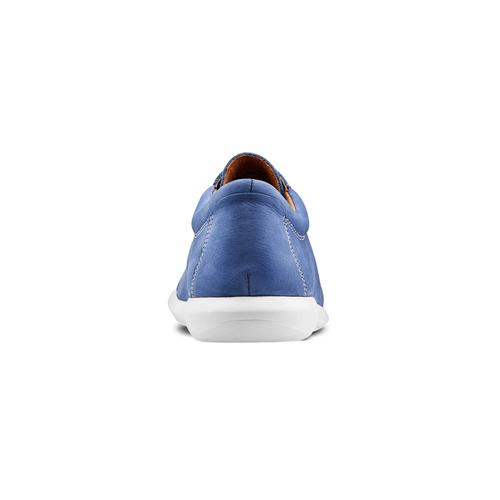 Sneakers basse da uomo bata, blu, 846-9183 - 16