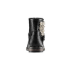 Ankle boots con perle bata, nero, 591-6783 - 15