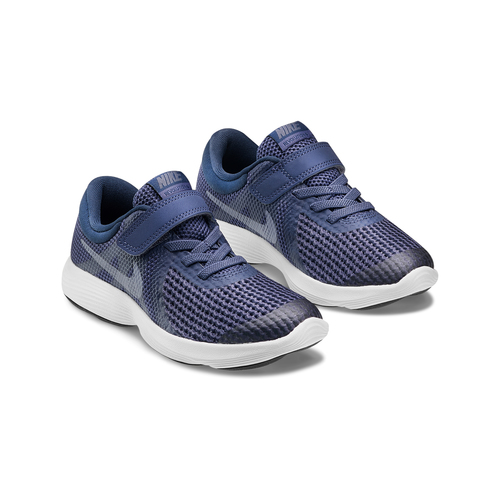 Nike Revolution 4 nike, blu, 309-2279 - 16