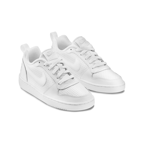 Nike Court Borough nike, bianco, 401-1203 - 16