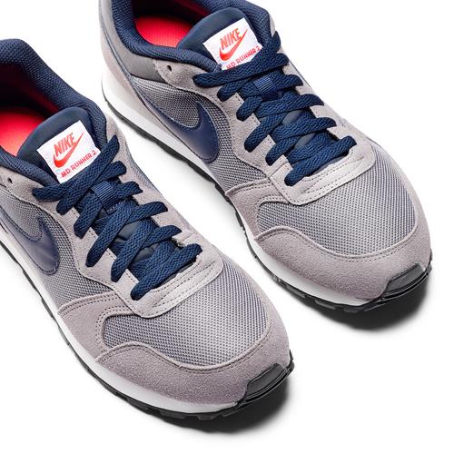 Nike MD Runner nike, grigio, 803-2713 - 26